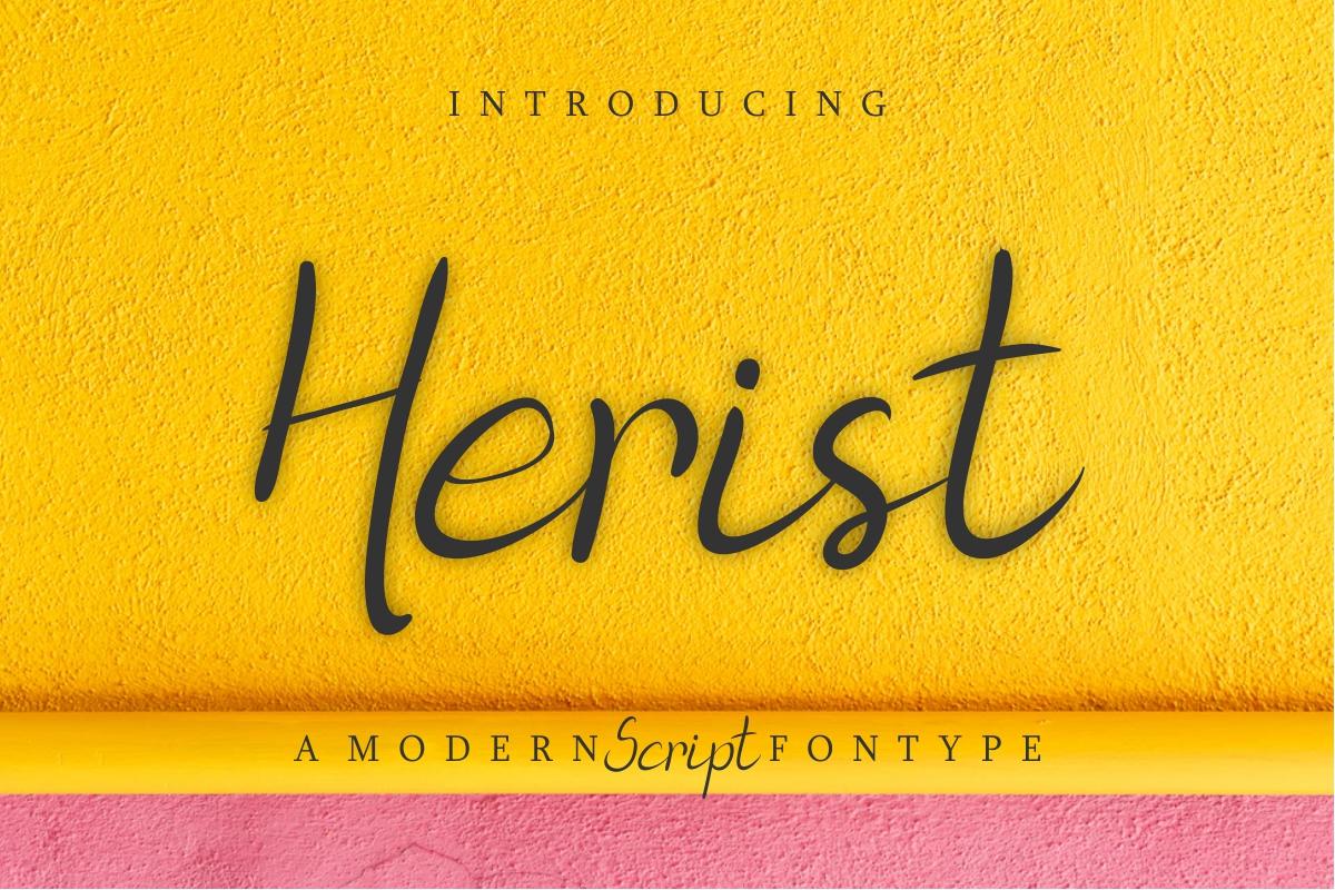 Herist example image 2