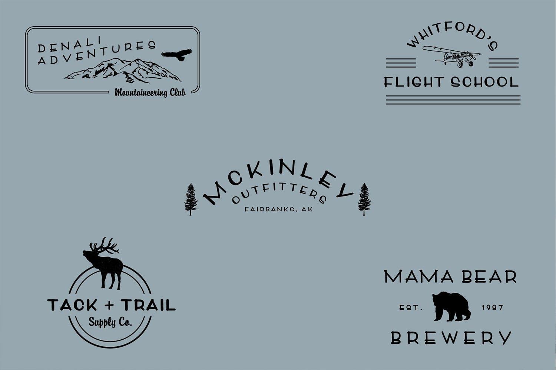 Denali | A Wild Alaskan Sans-Serif example image 4