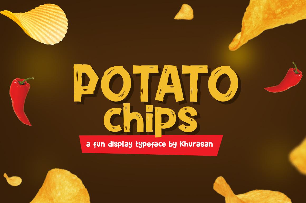 Potato Chip example image 1