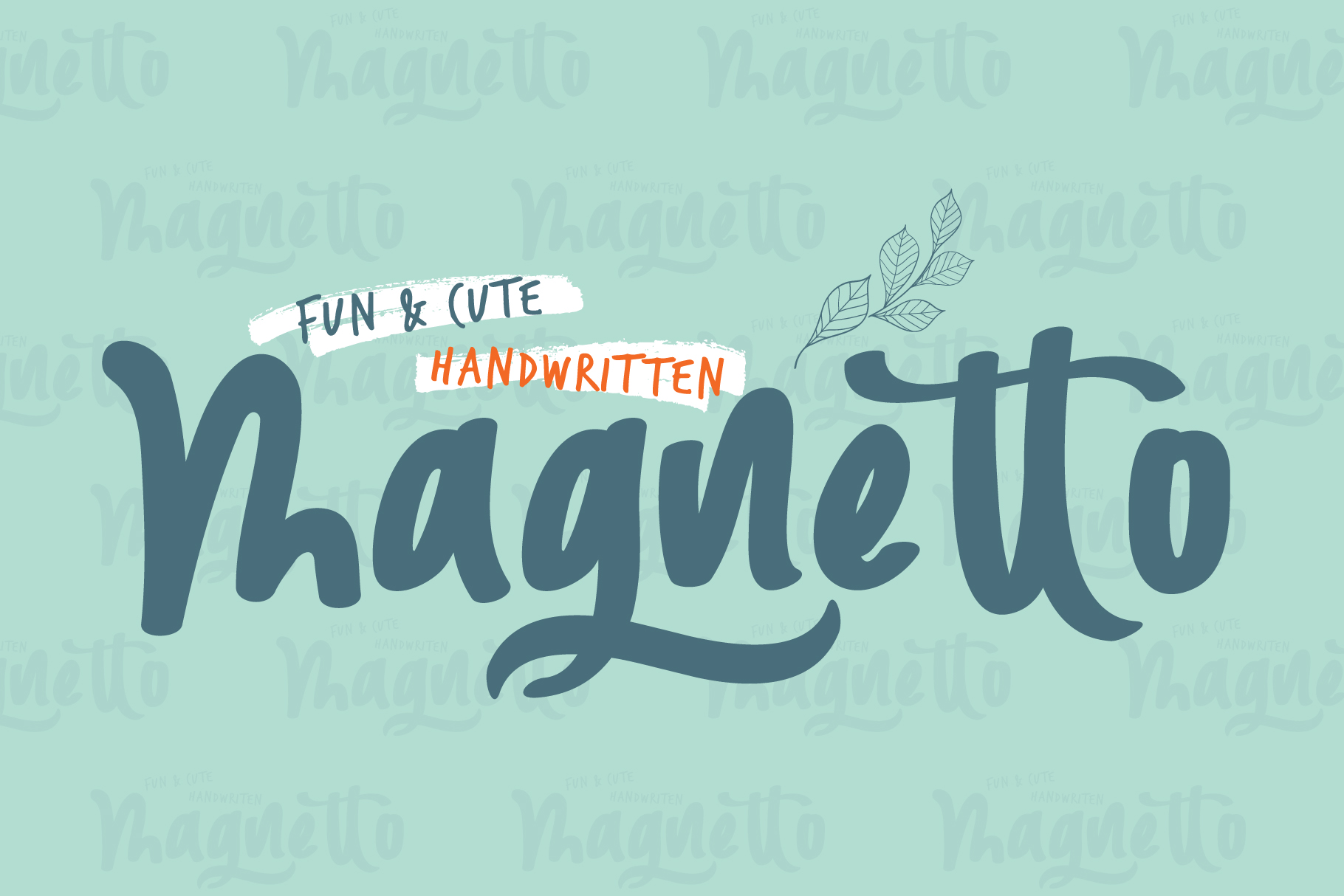 Magnetto example image 1