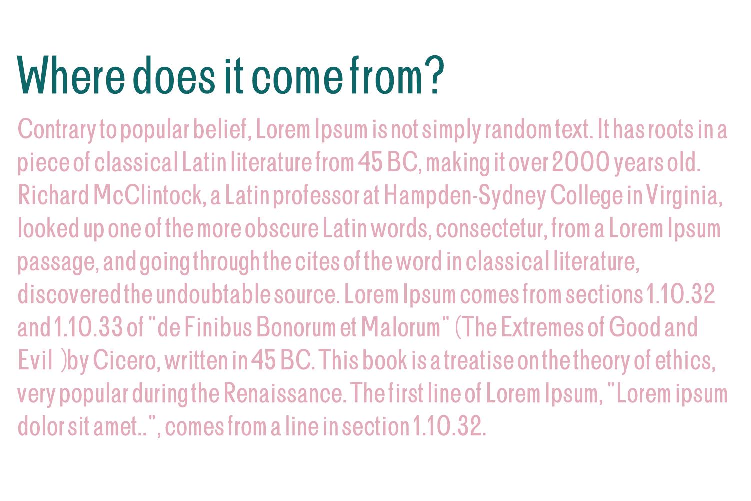 Brendon Sans Serif Typeface example image 8