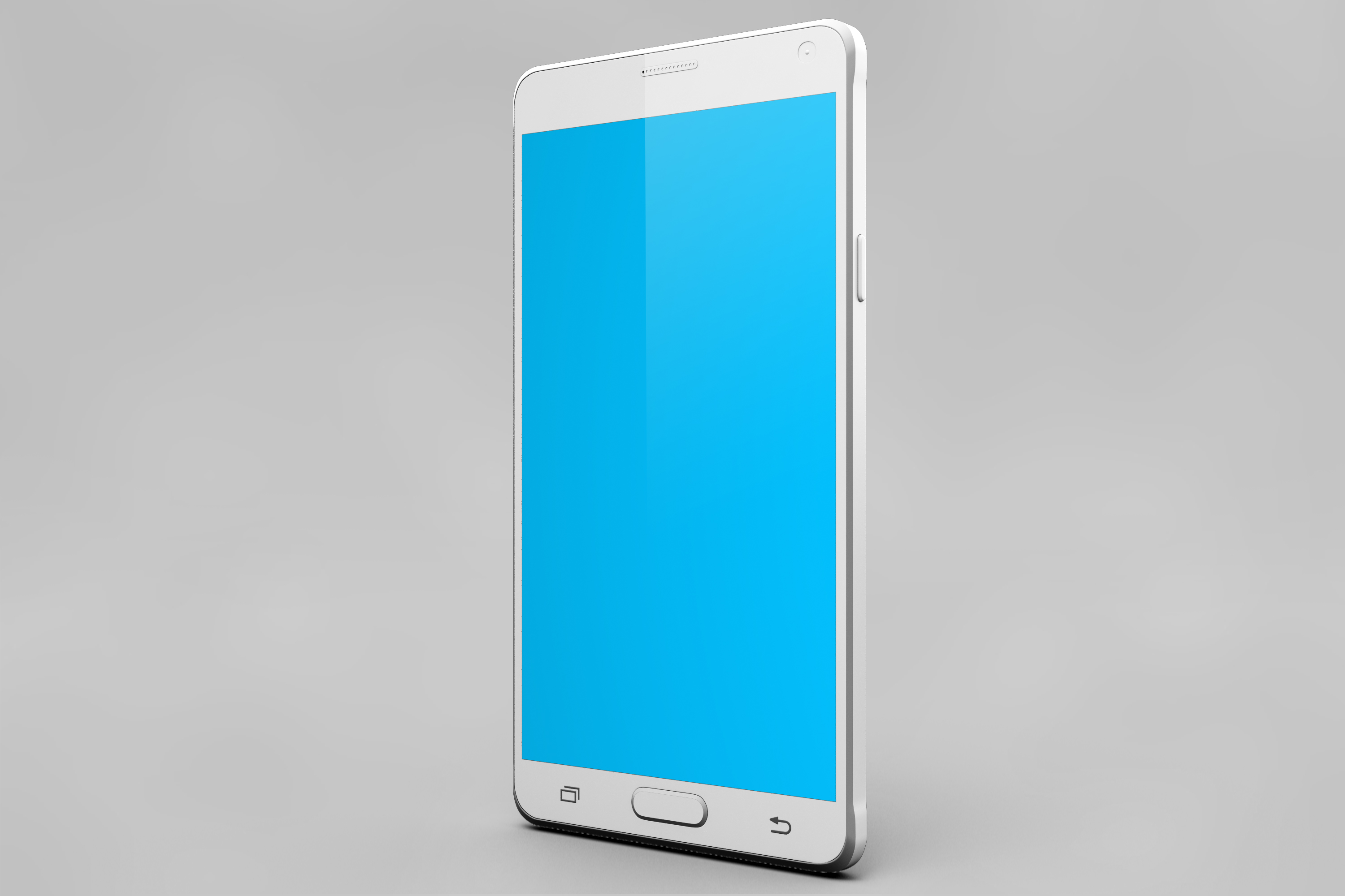 Samsung Galaxy Note 4 Mock-up example image 15