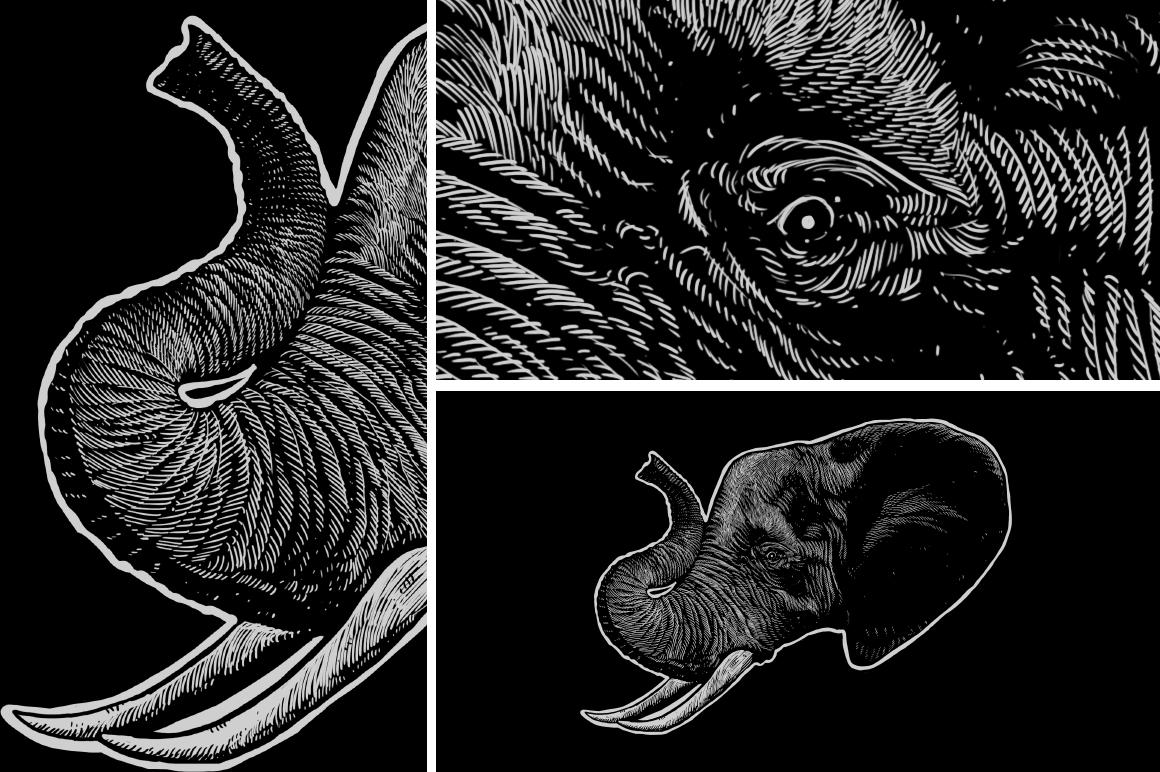 Elephant Art example image 2