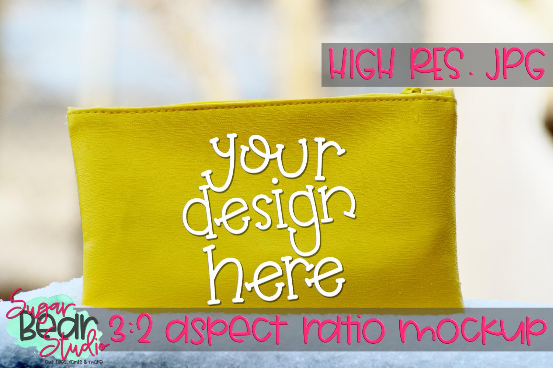 Makeup Bag Mockup example image 1