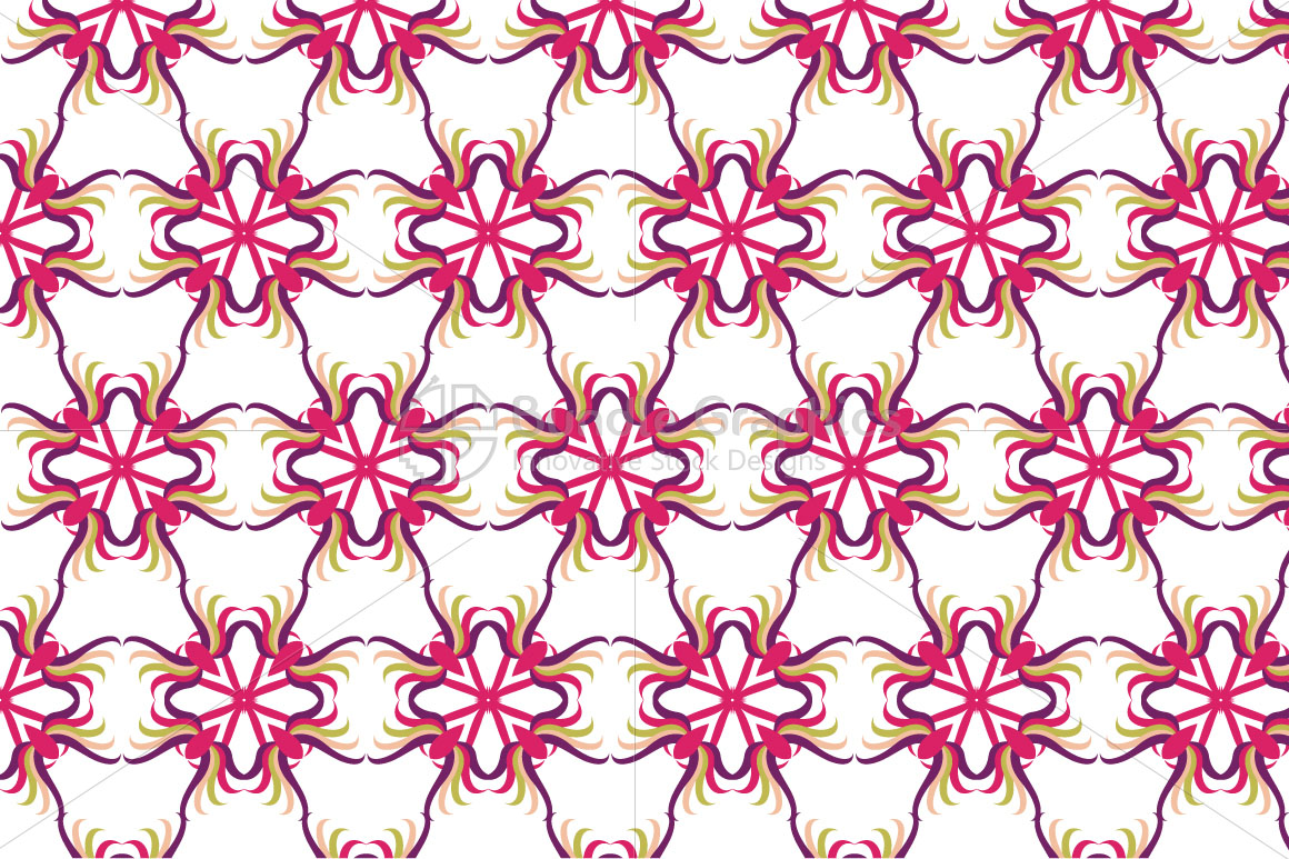 Creative Colorful Pattern example image 2
