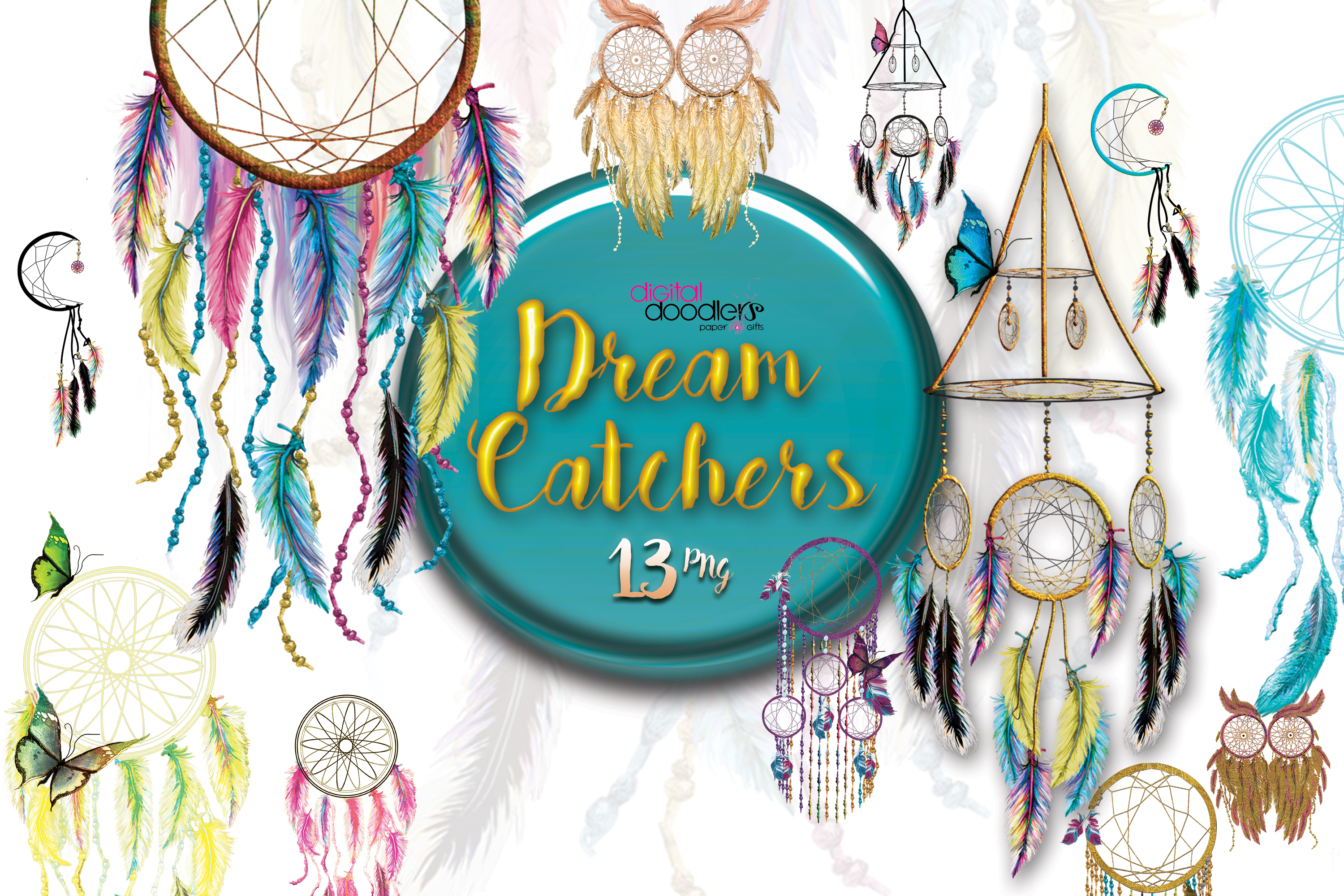 Dream Catchers example image 3