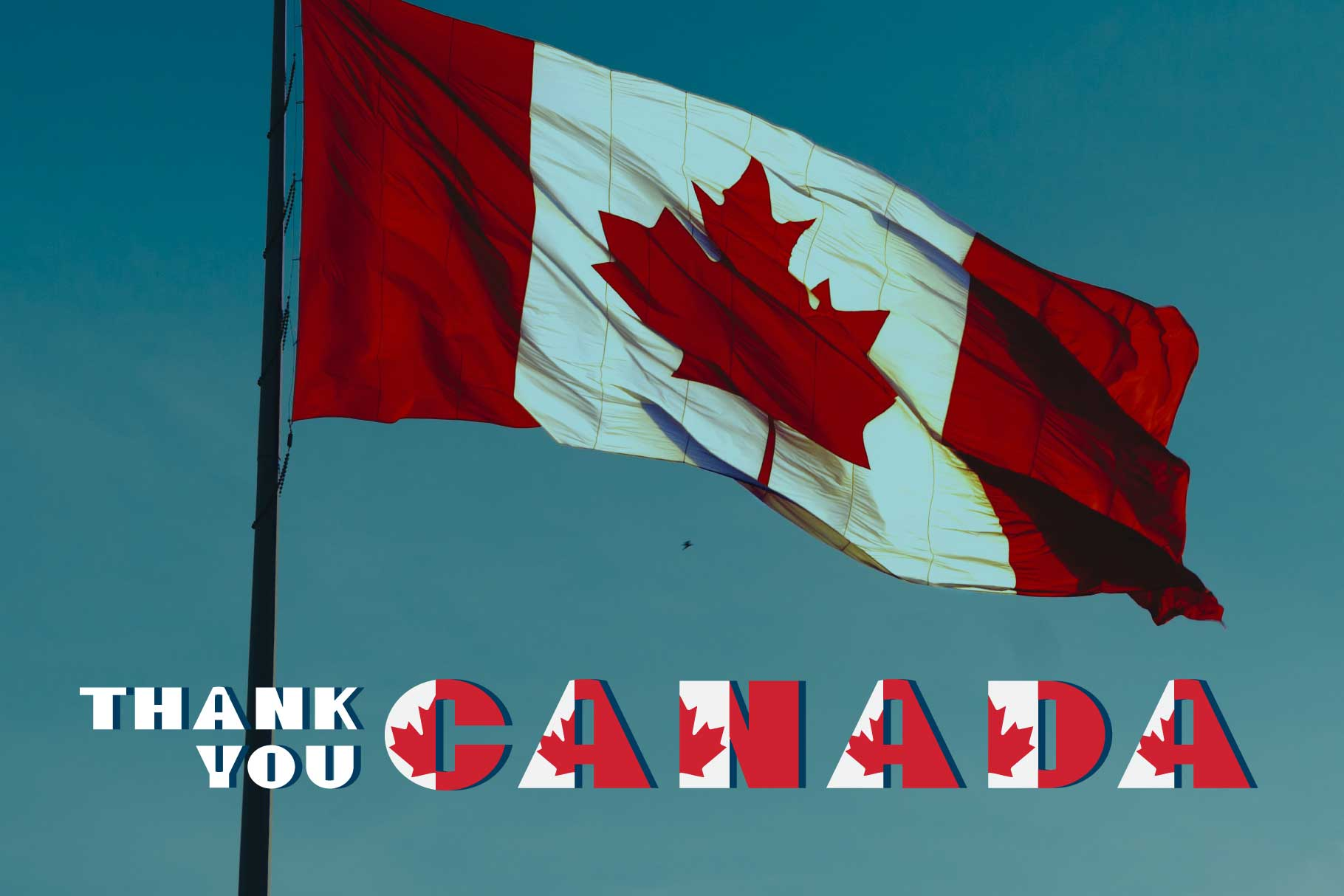GreatCanadian-font family example image 10