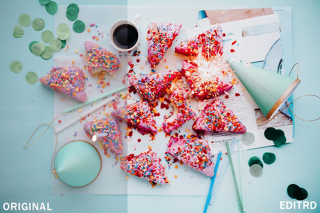 Food Blogger Lightroom Presets example image 6