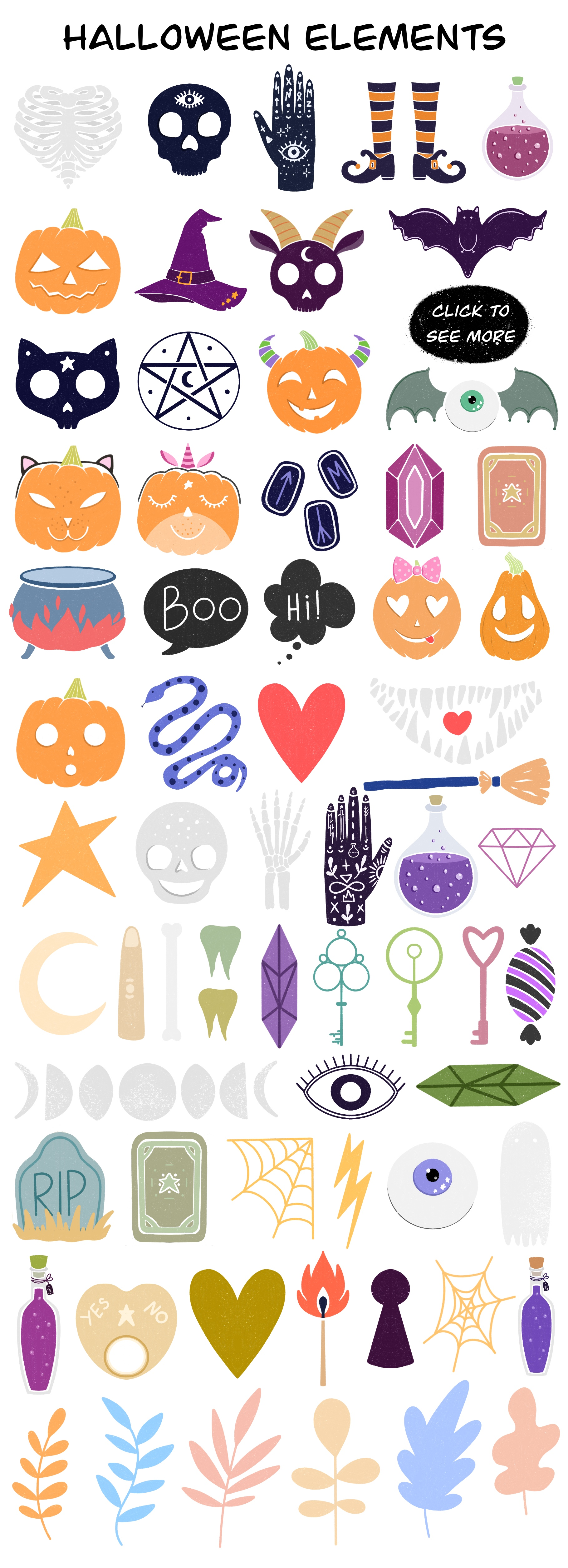 Bootiful - halloween collection example image 2