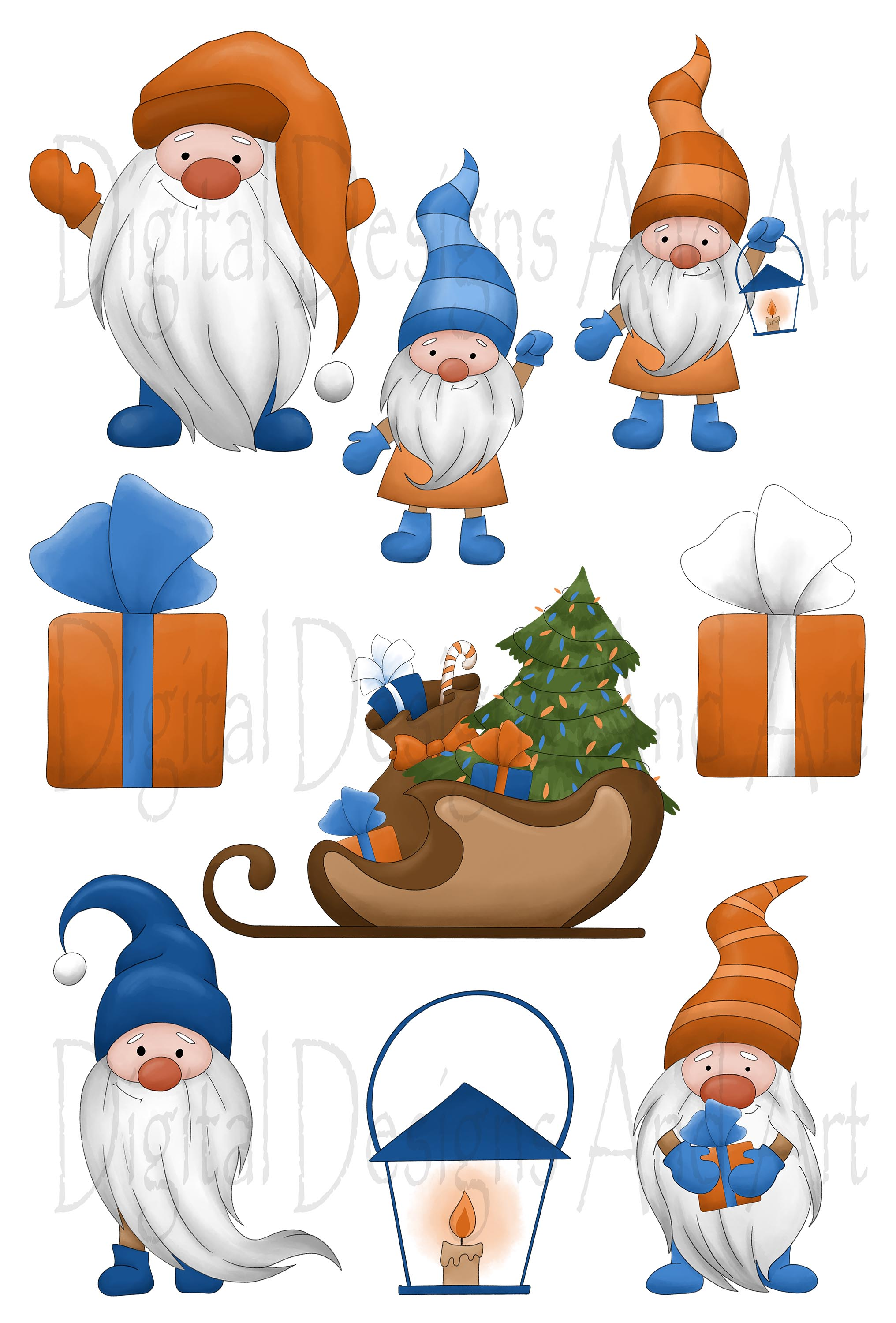 Dwarf clipart example image 5