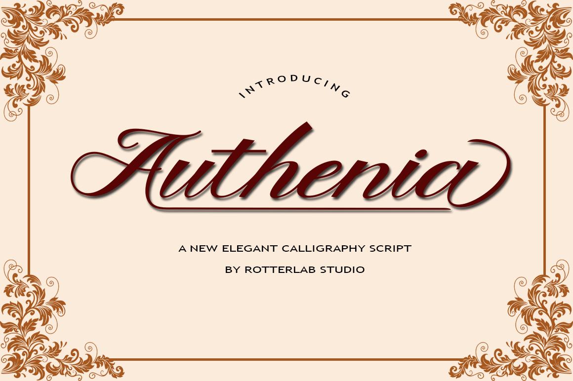 Authenia example image 1