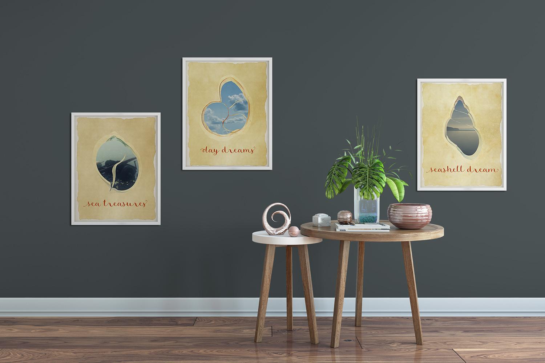 Ethereal Seashells example image 15