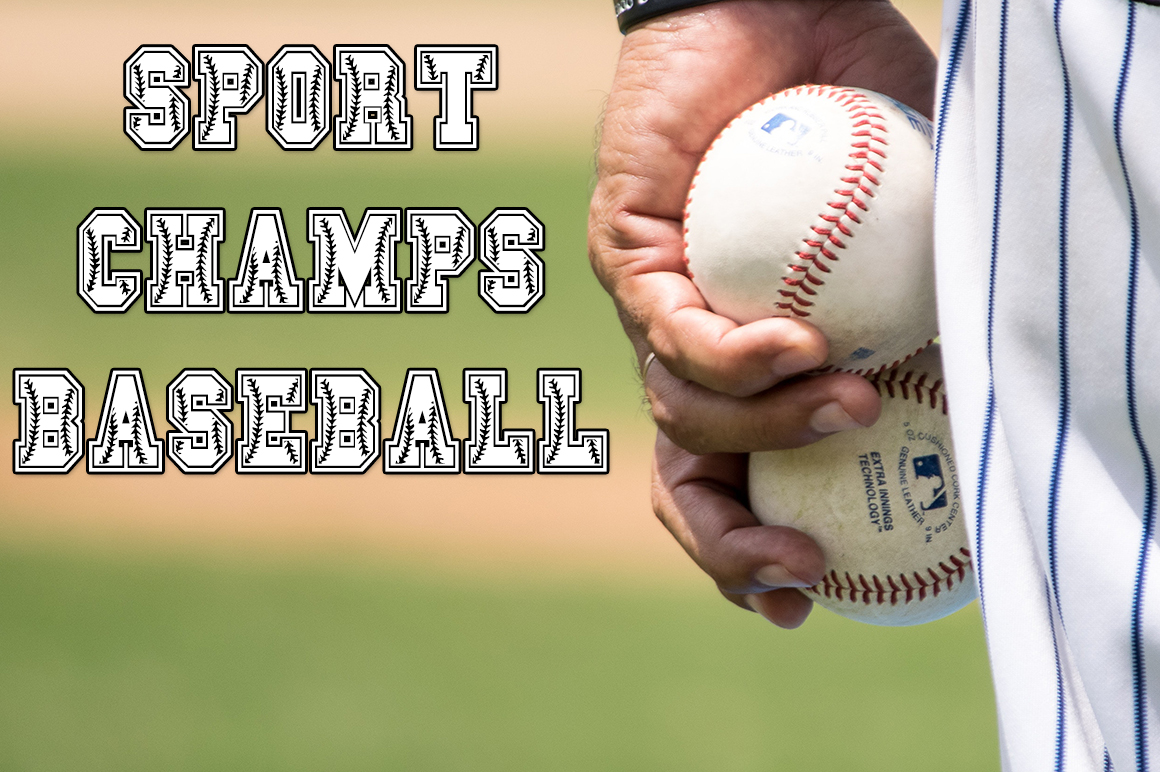 The Sport Champs Font Pack example image 8