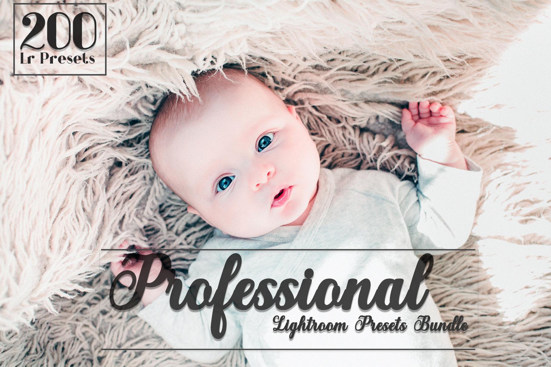Professional Lightroom Presets example image 1