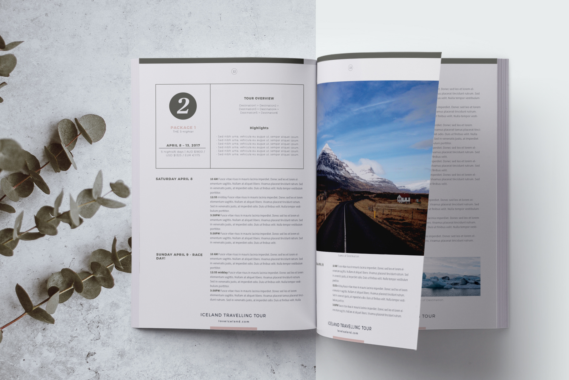 Travel Agency Guide example image 10