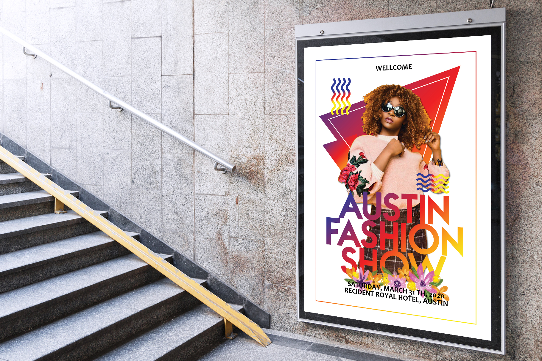 Fashion Show Flyer example image 2