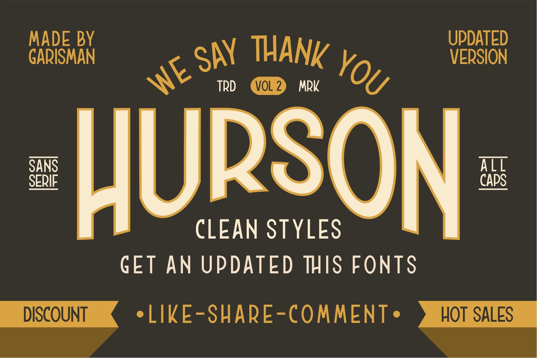 HURSON CLEAN example image 7