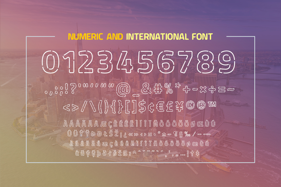 Mexican Grape Display Font example image 8