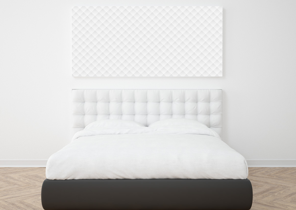White seamless textures - soft set example image 2
