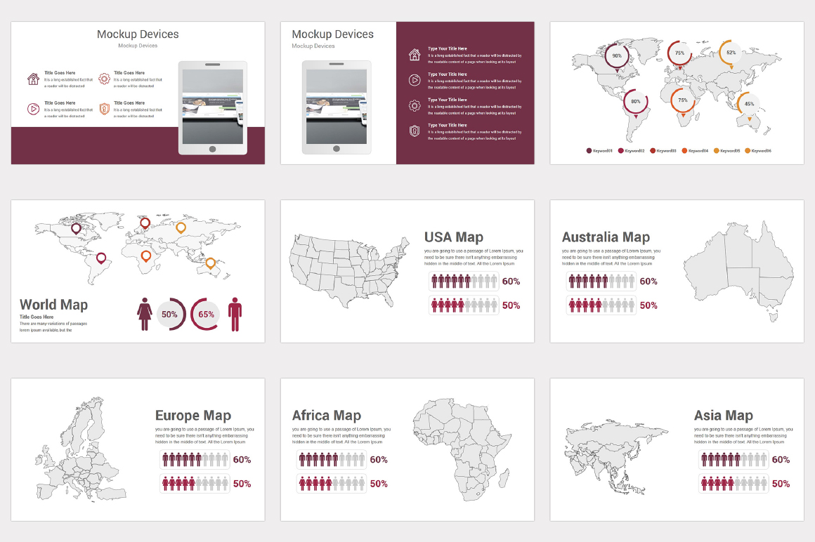 Varied multipurpose PowerPoint Presentation Template example image 20