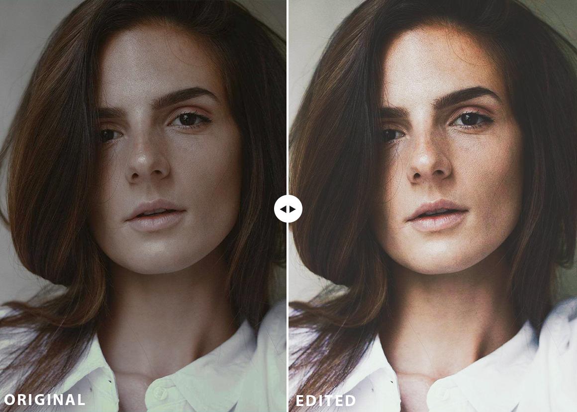 Portrait lightroom presets example image 9