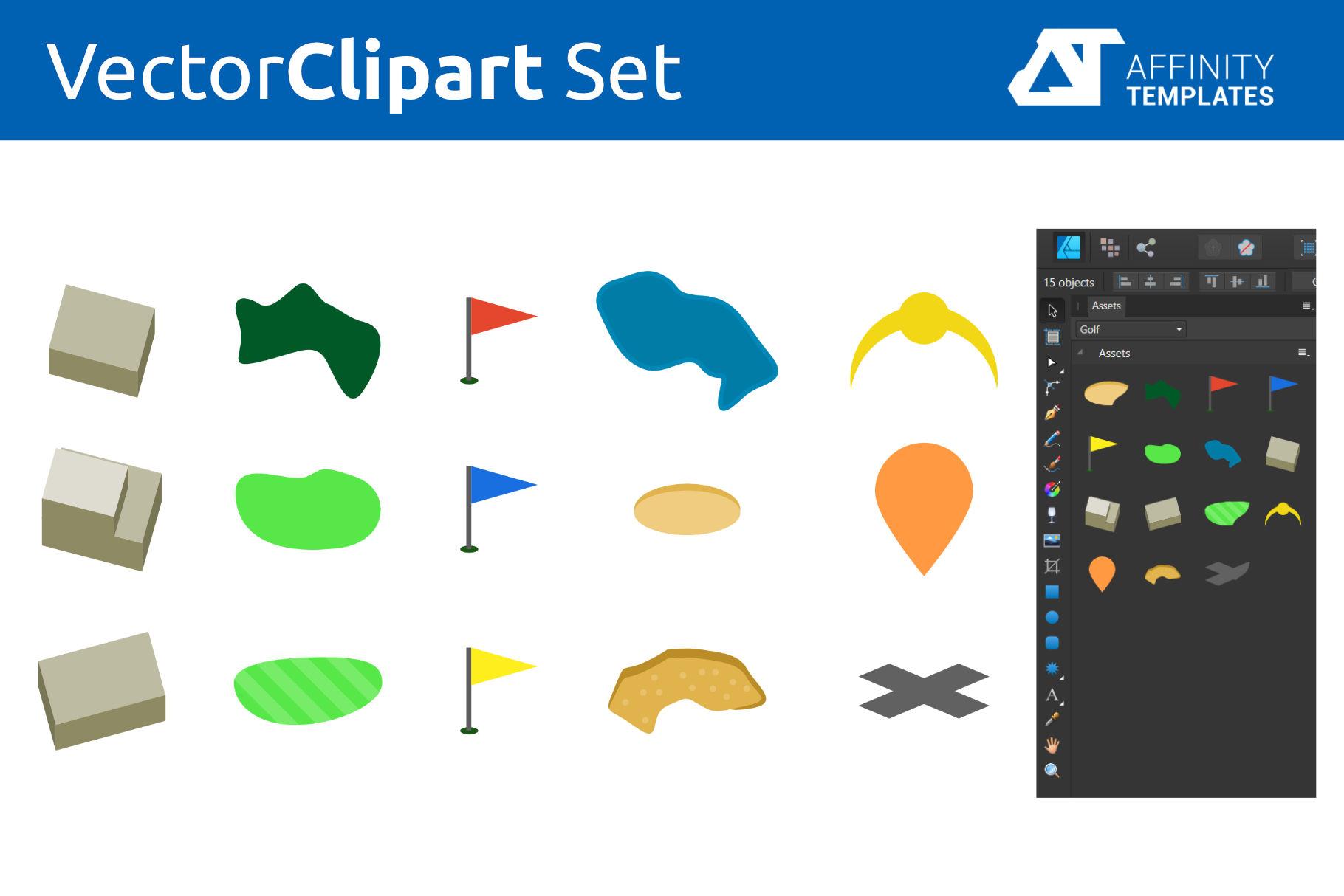 Affinity Designer Clip-atrs Bundle example image 10