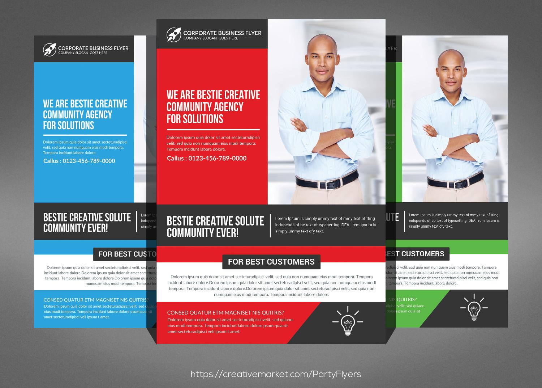 Creative Business Flyer Bundle example image 5