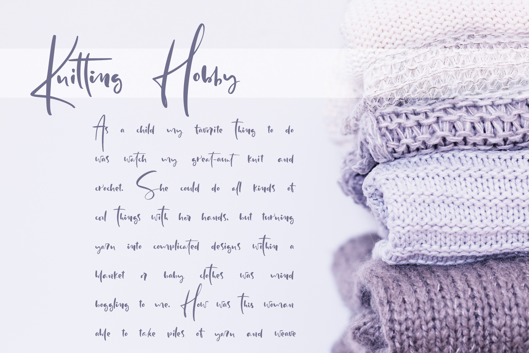 Holly Jolly Hand Drawn Font example image 10