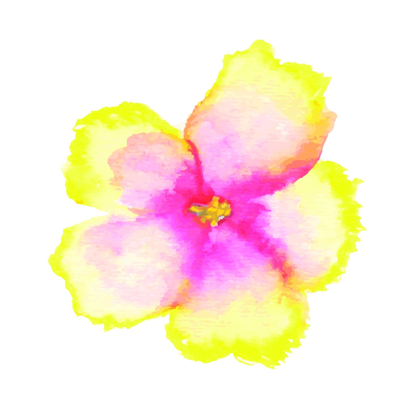 Tropicla Breeze clip art bundle example image 2