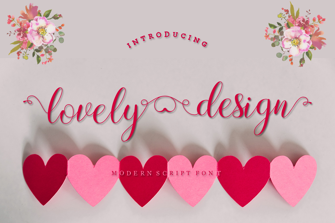 lovely design example image 1