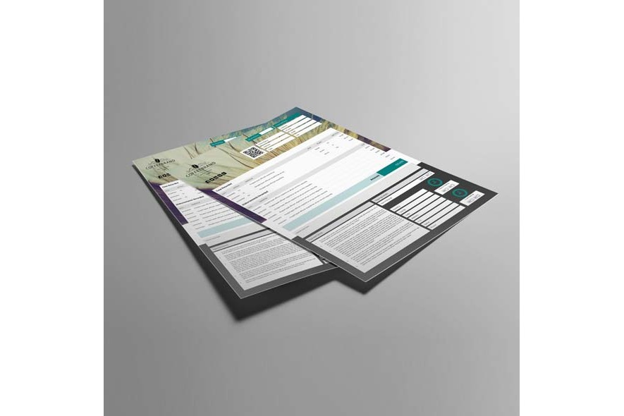 Invoice Template US Letter 4 Biz example image 2
