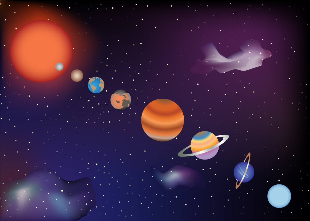 Parade of planets example image 1