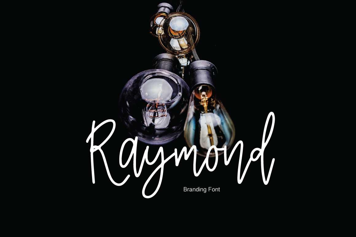 Raymond  example image 1