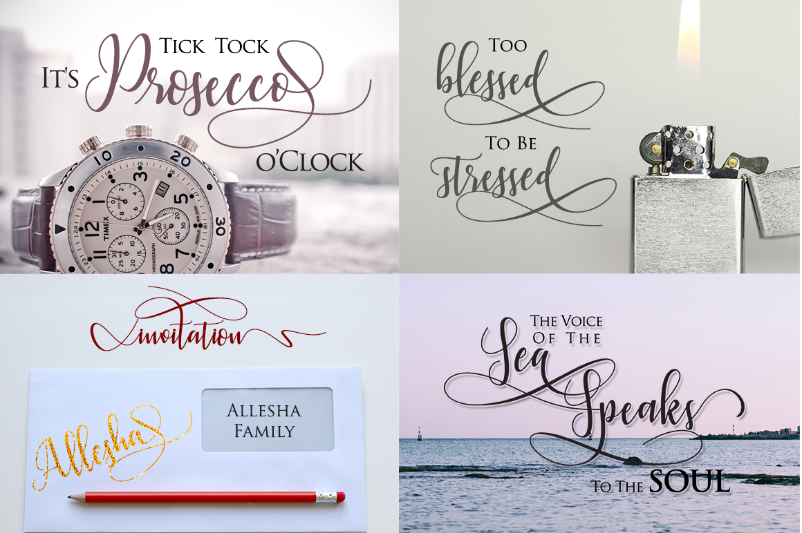 Marquella Script_Get up to 50 example image 2