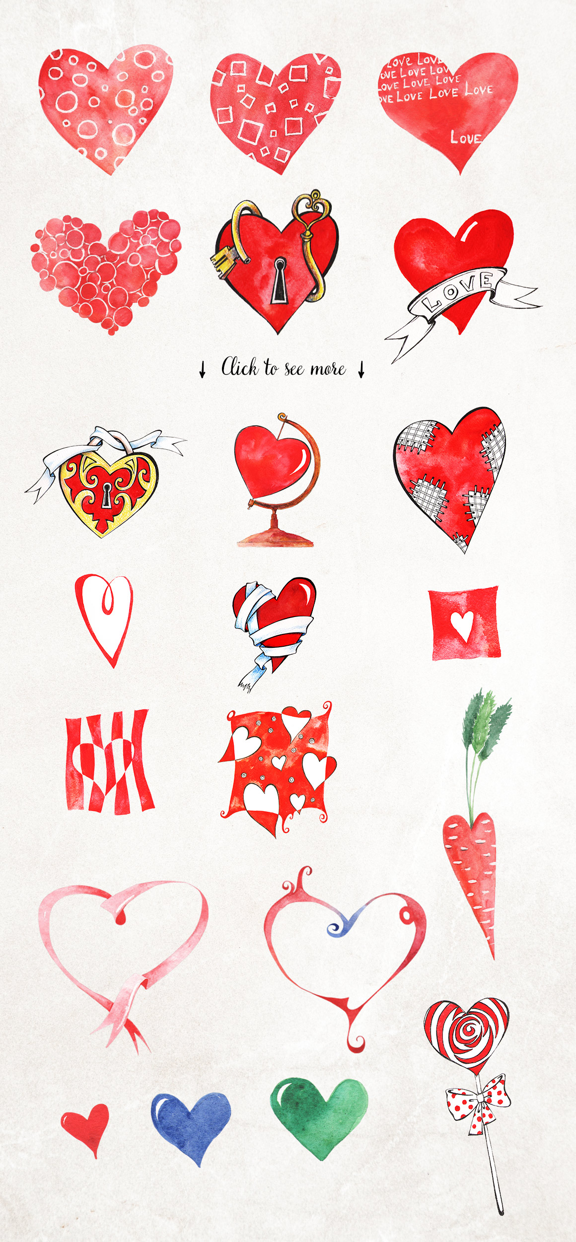 Valentine's Day Love Collection example image 6