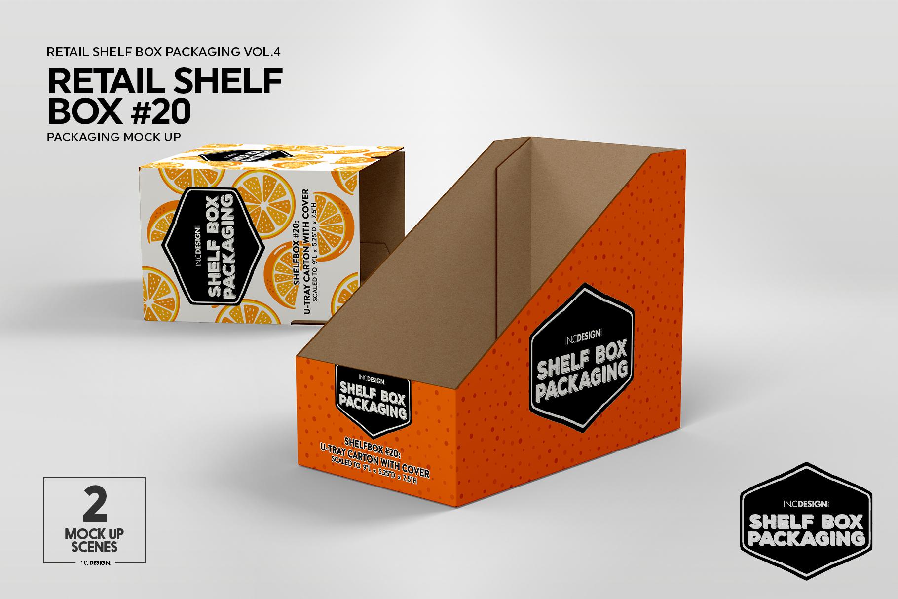 Shelf Box Packaging Volume 4 example image 16