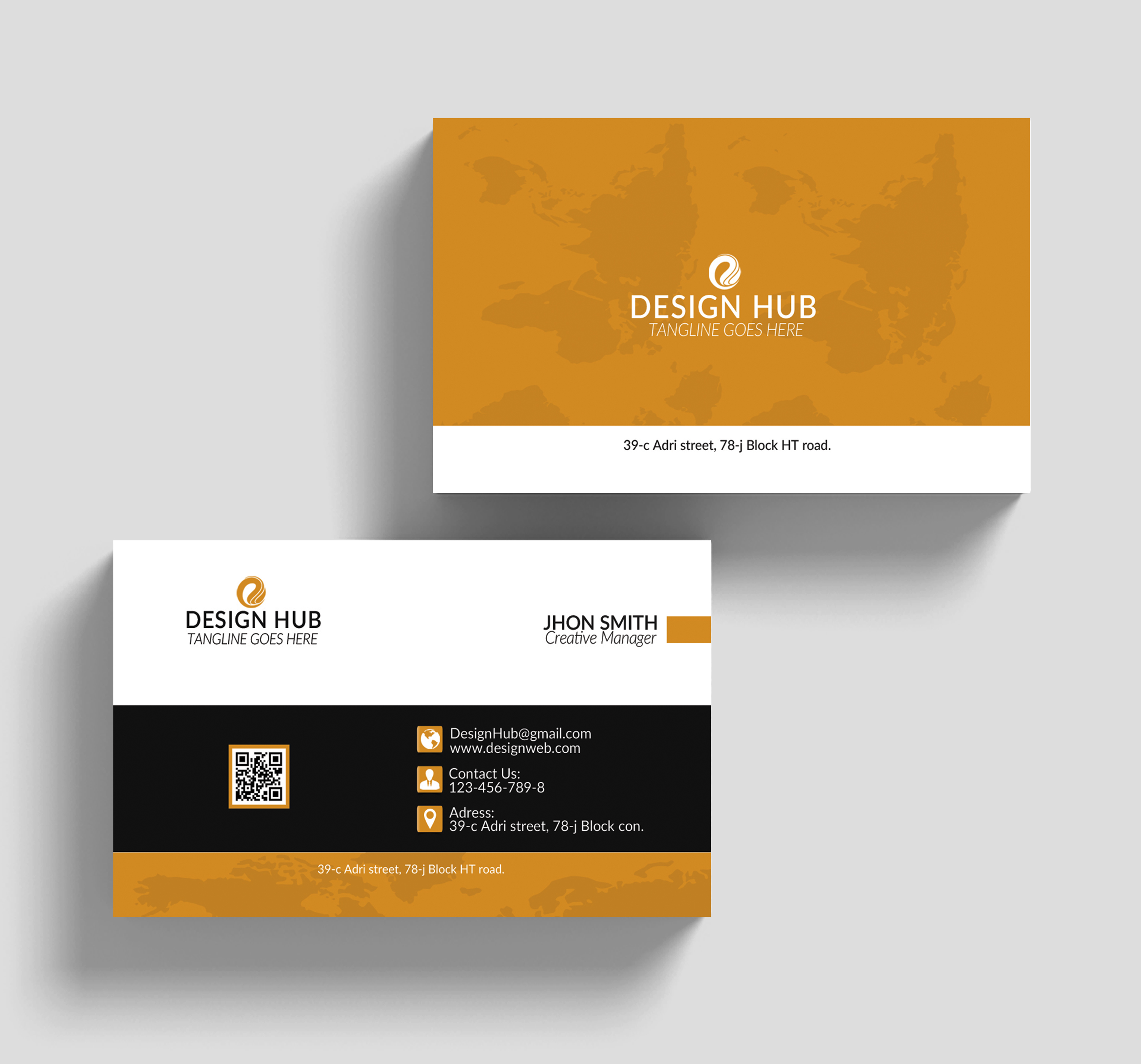 Business Cards Template example image 3