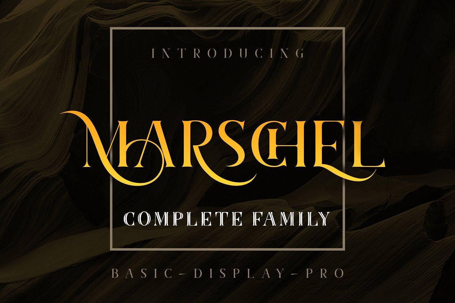Marschel Complete Family example image 1