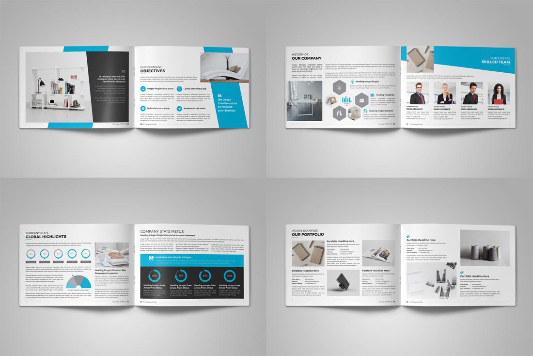 Company Profile Bundle example image 5
