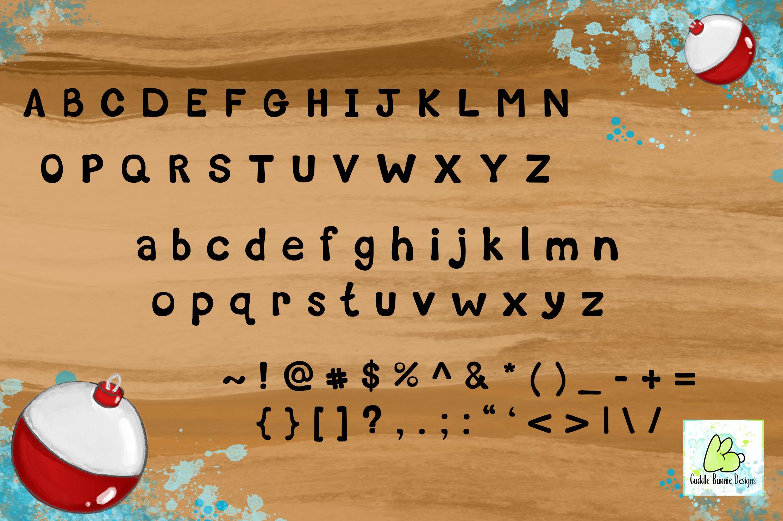 Bobber Handwritten Font! example image 2