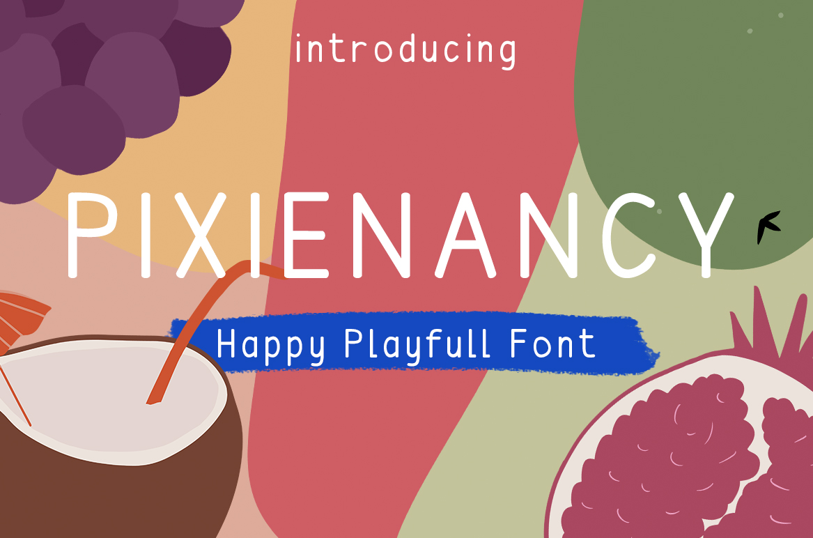 MILLATYNA || Happy Playfull Font example image 15