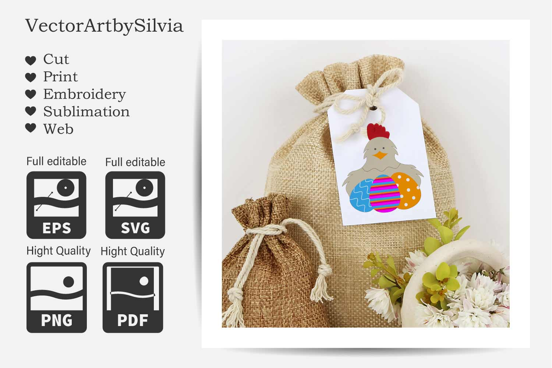 Easter Bundle - Cut Files - 5 Designs example image 9