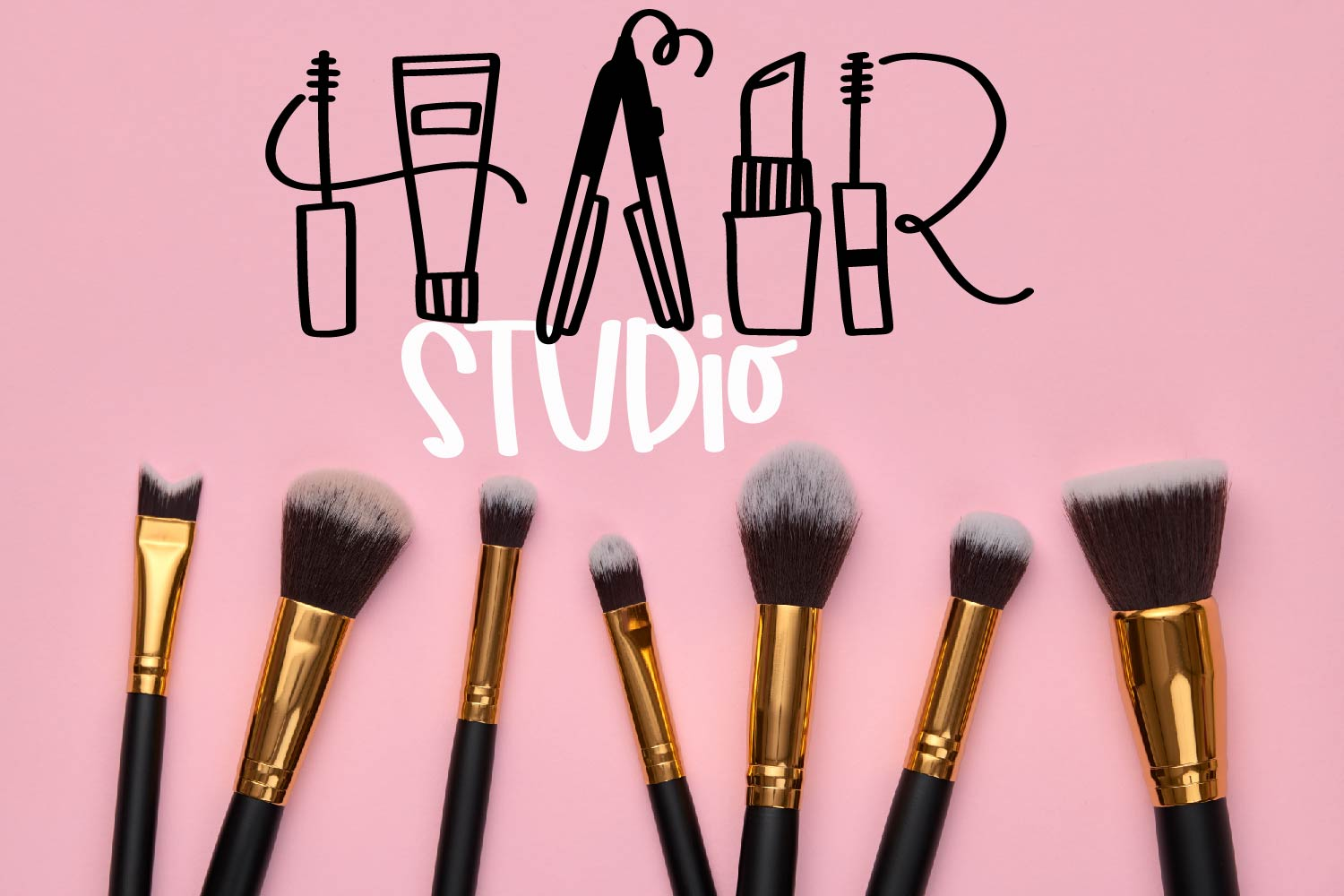 Makeup - A Beauty Supply Font perfect for Make Up Lovers example image 7