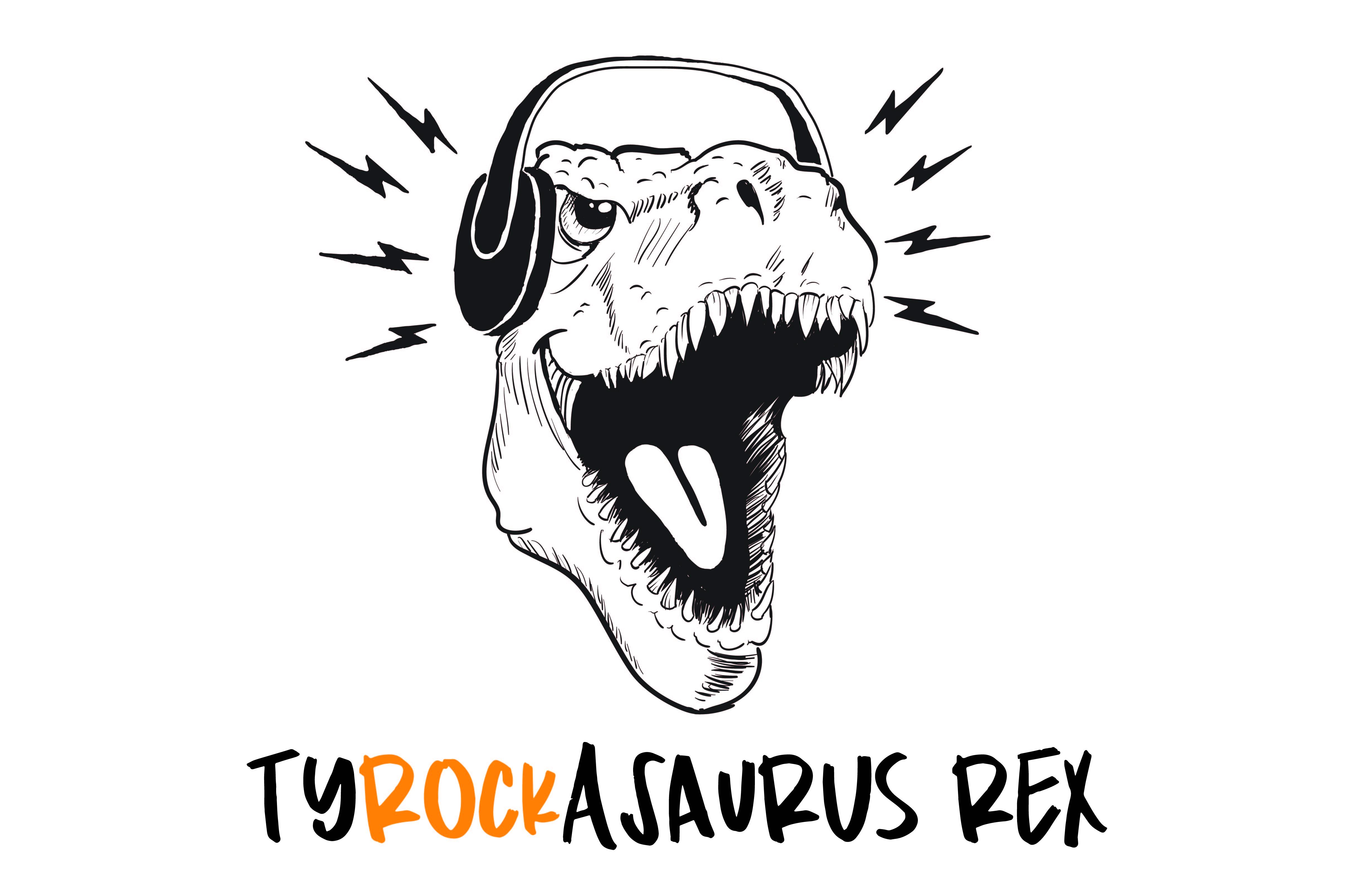 Rawwr Dinosaur example image 3