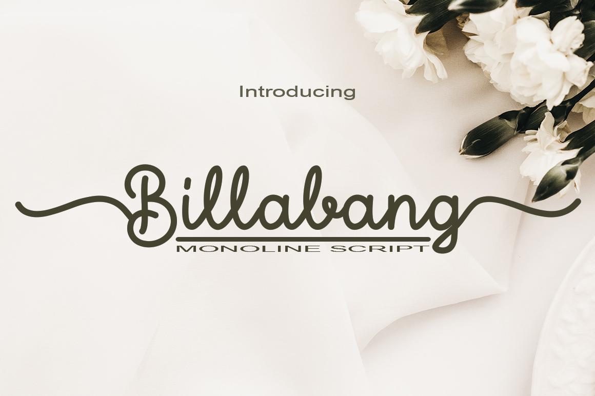 Billabang example image 1