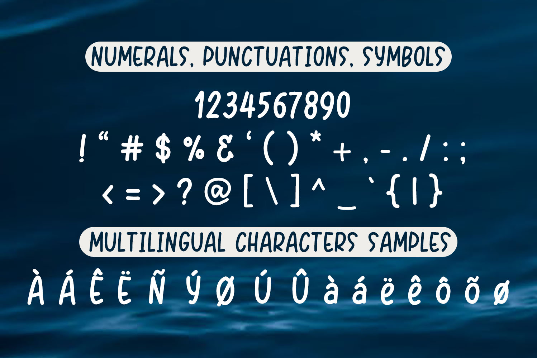 Plain Dwayne | A clean, legible italic handwritten font example image 3