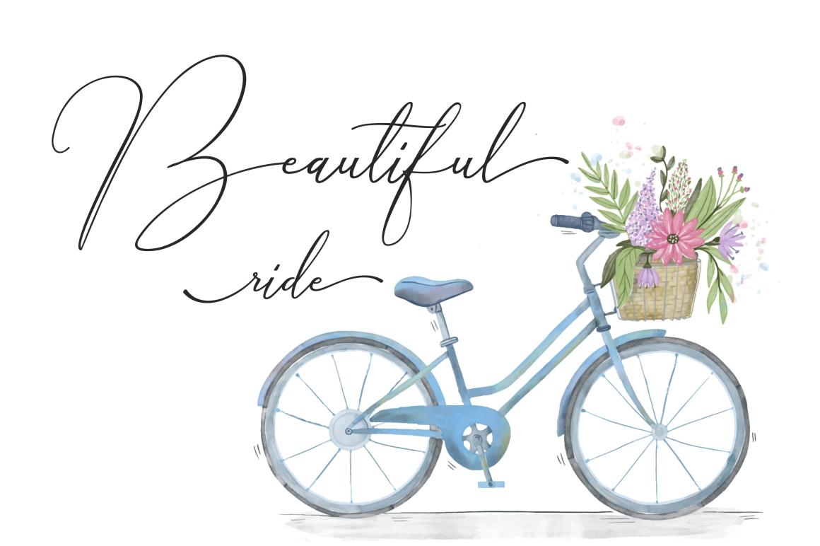 Creative Signature Font example image 2