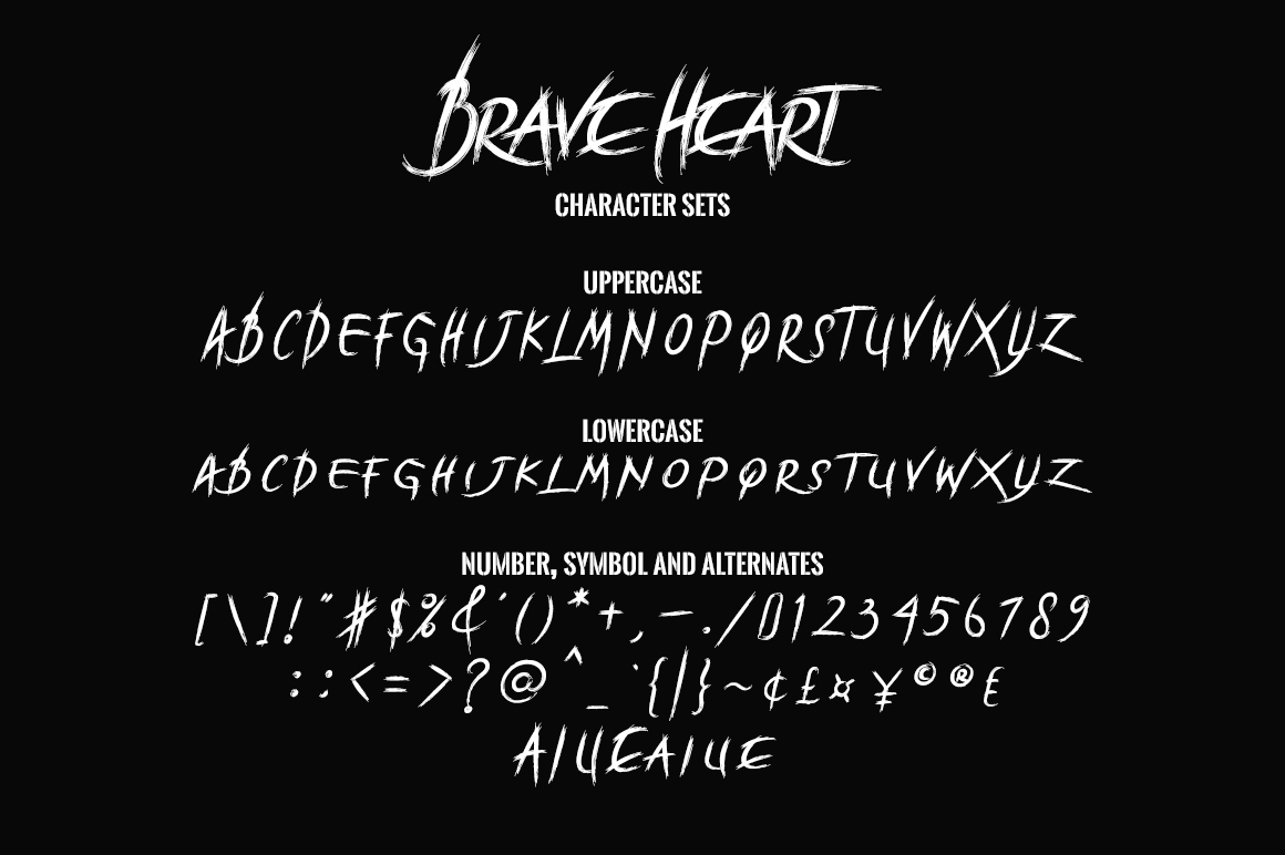 Brave Heart example image 7