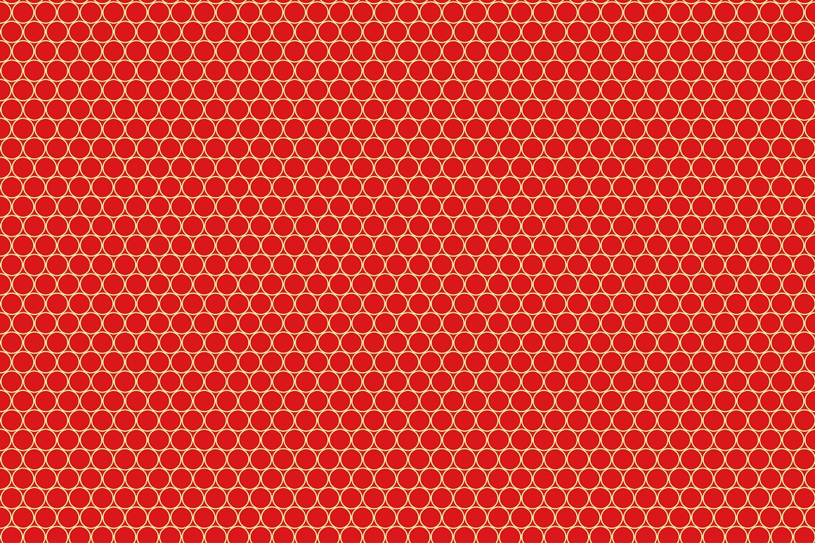 Rich Ornamental Patterns. Seamless. example image 12