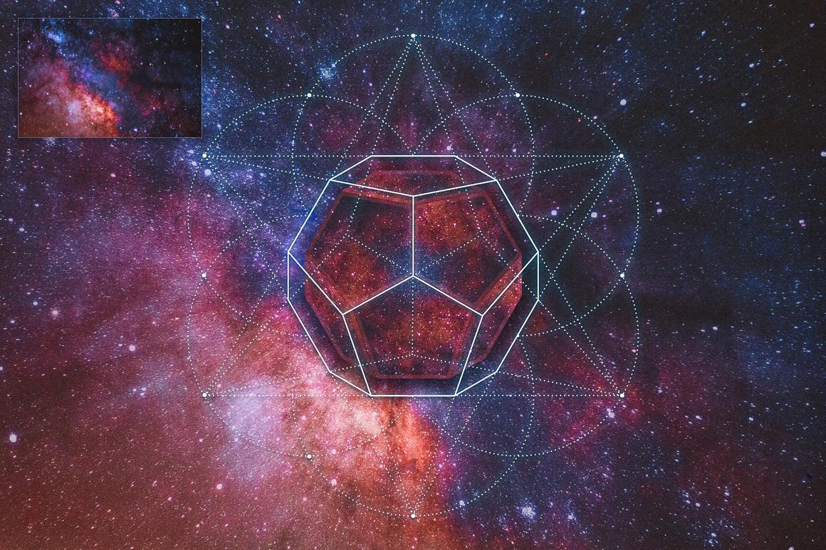 Sacred Geometry Generator example image 6